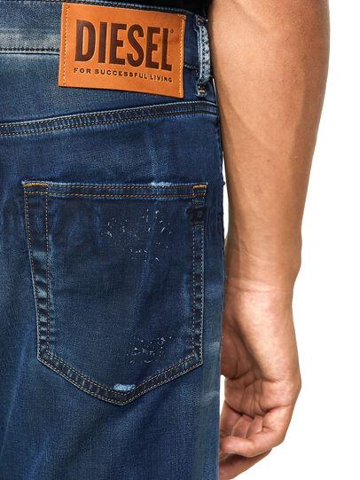 Diesel - D-Strukt JoggJeans® 069WR, Blu Scuro - Jeans - Image 3