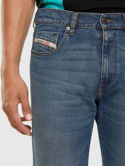 Diesel - D-Strukt 009EI, Blu medio - Jeans - Image 3