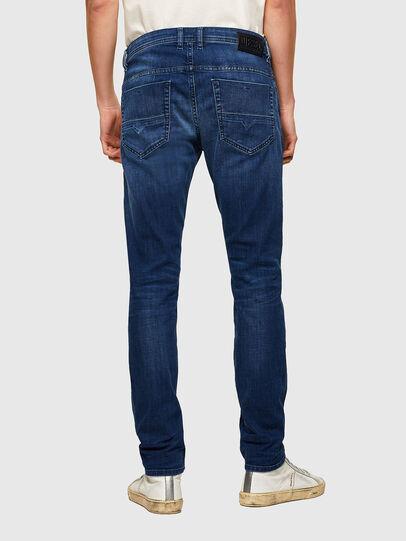 Diesel - Thommer 069SF, Blu Scuro - Jeans - Image 2