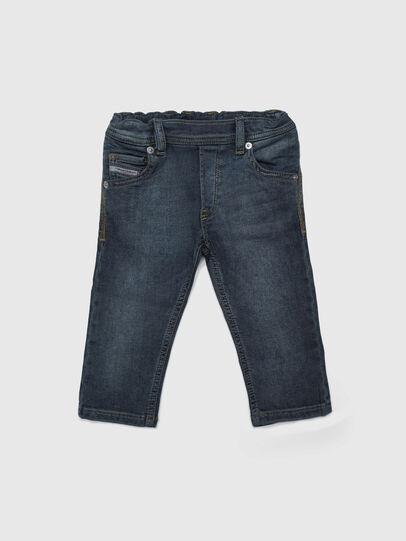 Diesel - KROOLEY-B JOGGJEANS-N, Blu Scuro - Jeans - Image 1