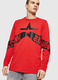 T-JUST-LS-STAR, Rosso