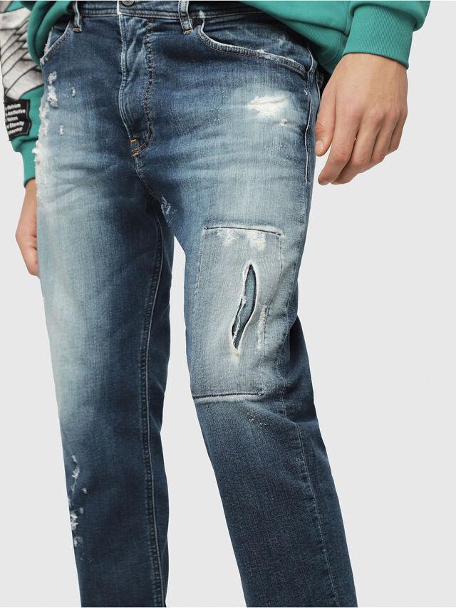 Diesel - Narrot JoggJeans 087AK, Blu Scuro - Jeans - Image 3