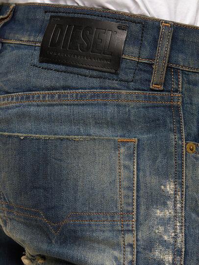 Diesel - Tepphar 009GP, Blu Scuro - Jeans - Image 5