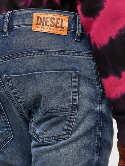 Diesel - Krooley JoggJeans® 069SL, Blu Scuro - Jeans - Image 4
