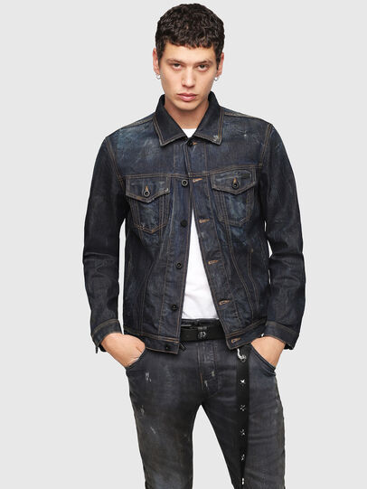 Diesel - CL-NHILL,  - Giacche in denim - Image 1