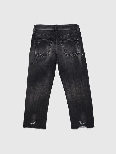 Diesel - ARYEL-J JOGGJEANS, Nero/Grigio scuro - Jeans - Image 2