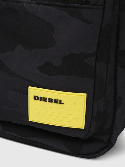 Diesel - F-DISCOVER BACK, Nero/Giallo - Zaini - Image 5