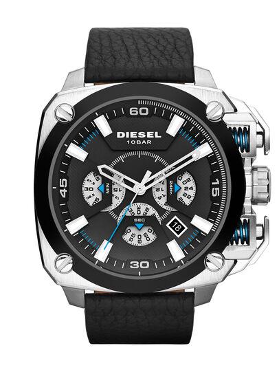 Diesel - DZ7345 BAMF, Nero - Orologi - Image 1