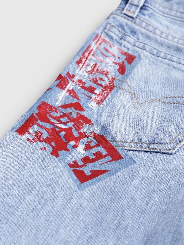Diesel - WAYKEE-J-N, Blu Chiaro - Jeans - Image 4