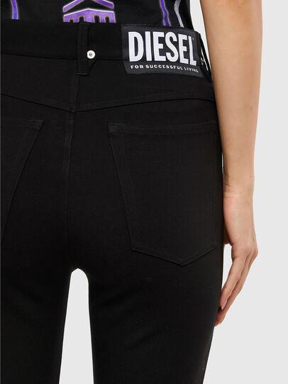 Diesel - P-CUPERY, Nero - Pantaloni - Image 4