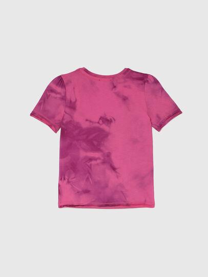 Diesel - TINTDB-R, Rosa - T-shirts e Tops - Image 2
