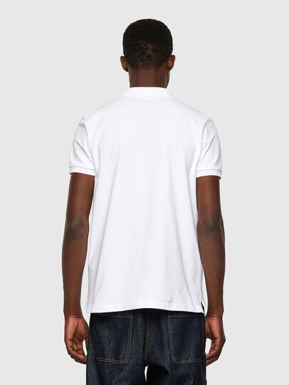 Diesel - T-HARRY, Bianco - Polo - Image 2