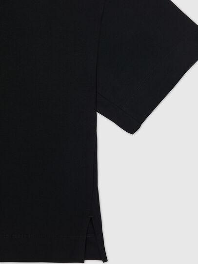 Diesel - UFTEE-SHORTEE, Nero - T-Shirts - Image 4