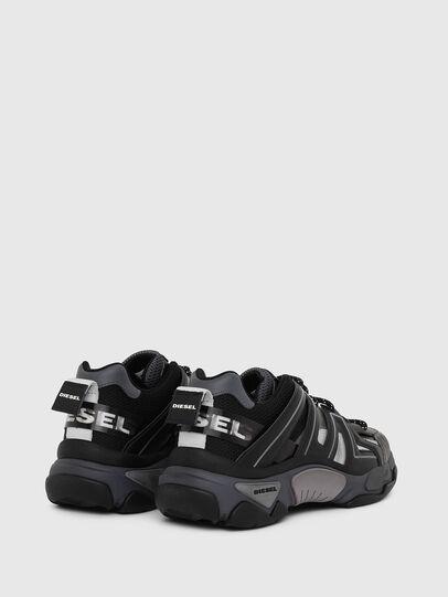 Diesel - S-KIPPER LOW TREK, Nero - Sneakers - Image 3