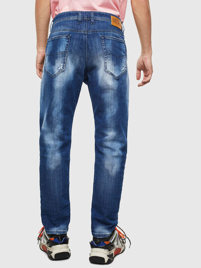 Diesel - Narrot JoggJeans 0099S, Blu Scuro - Jeans - Image 2