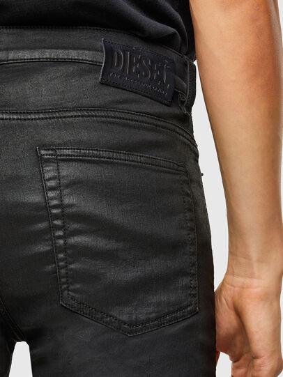 Diesel - D-Reeft JoggJeans® 069TE, Nero/Grigio scuro - Jeans - Image 4