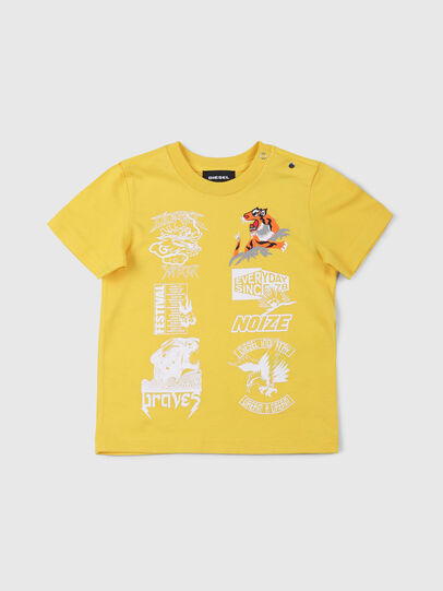Diesel - TUCSEB,  - T-shirts e Tops - Image 1