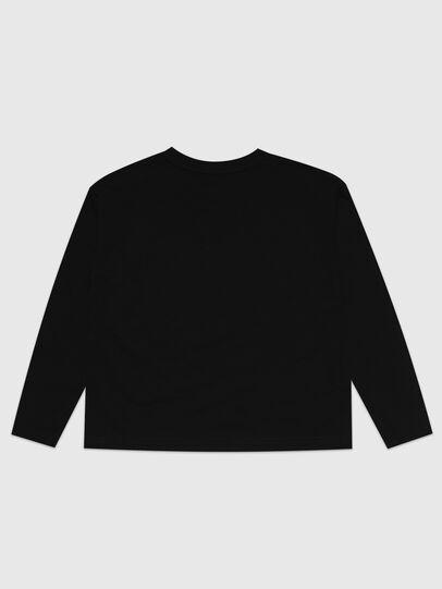 Diesel - TRASY, Nero - T-shirts e Tops - Image 2