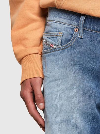 Diesel - D-Mihtry 009NF, Blu Chiaro - Jeans - Image 4