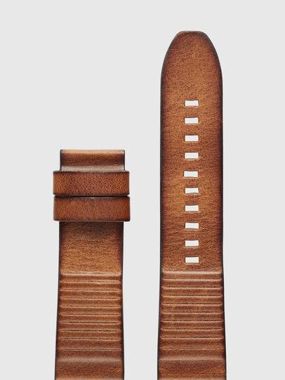 Diesel - DZT0003, Marrone - Accessori Smartwatches - Image 1
