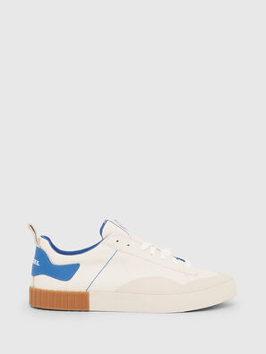 S-BULLY LC, Bianco/Blu - Sneakers