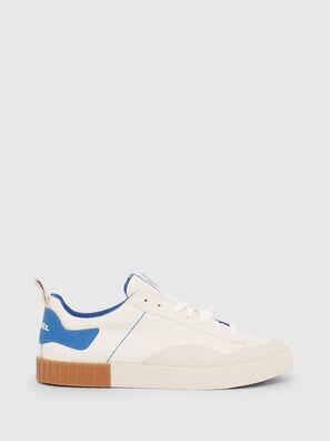 S-BULLY LC, Bianco/Blu - Sneakers