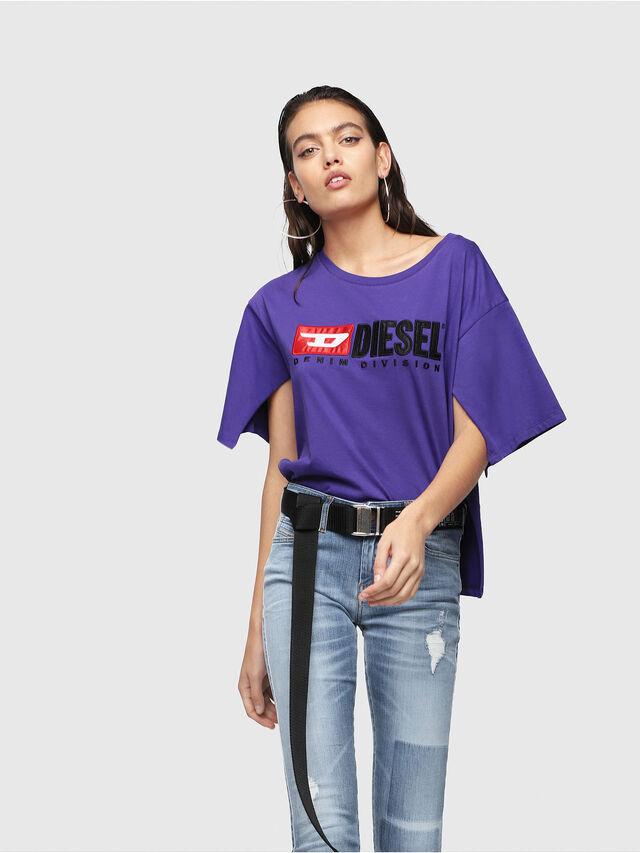 Diesel - Slandy 086AH, Blu Chiaro - Jeans - Image 4