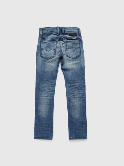 Diesel - SLEENKER-J JOGGJEANS-N, Blu medio - Jeans - Image 2