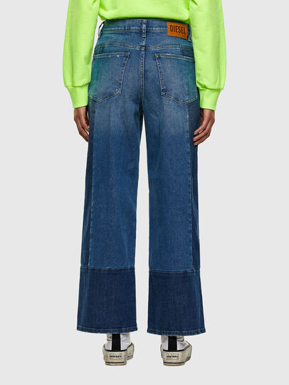 Diesel - Widee 009EU, Blu Chiaro - Jeans - Image 2