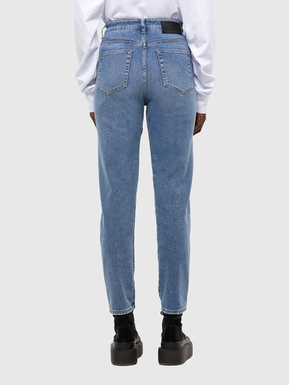 Diesel - D-Eiselle JoggJeans 009KP, Blu Chiaro - Jeans - Image 2