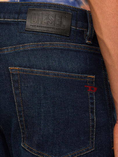 Diesel - D-Strukt 009HN, Blu Scuro - Jeans - Image 4