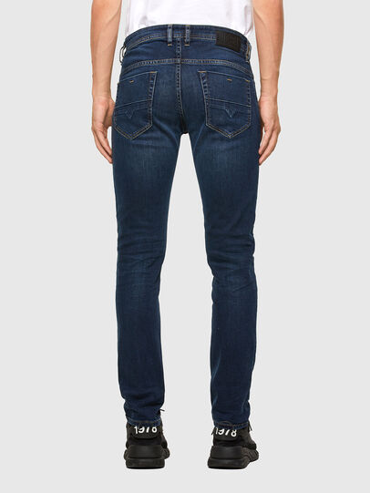 Diesel - Thommer 009MA, Blu Scuro - Jeans - Image 2