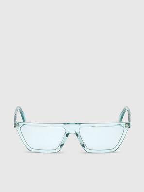 DL0304, Azzurro - Occhiali da sole