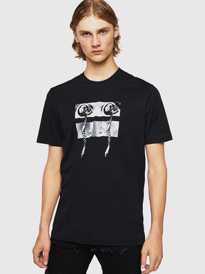 TY-X1, Nero - T-Shirts