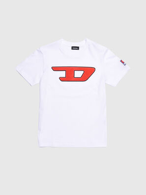 TJUSTDIVISION-D, Bianco - T-shirts e Tops