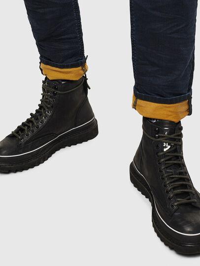 Diesel - Krooley JoggJeans 069MG, Blu Scuro - Jeans - Image 5