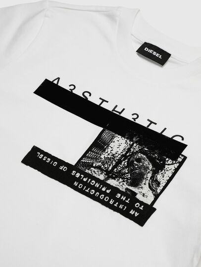 Diesel - TJUSTYP,  - T-shirts e Tops - Image 3