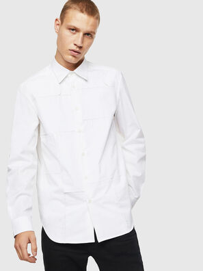 S-AUDREY, Bianco - Camicie