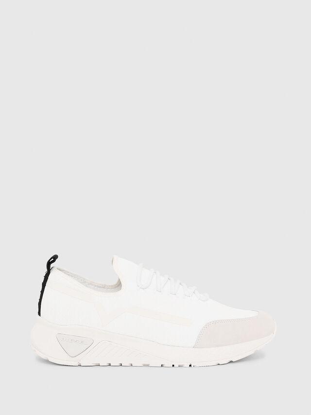 Diesel - S-KBY STRIPE, Bianco - Sneakers - Image 1