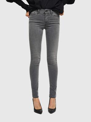 D-Roisin 069JN, Grigio Chiaro - Jeans
