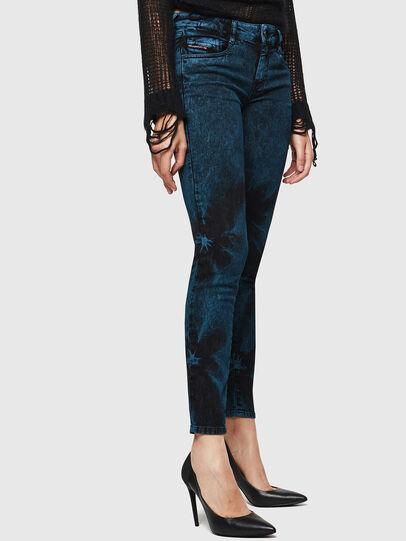 Diesel - D-Ollies JoggJeans 084AF, Nero/Grigio scuro - Jeans - Image 4