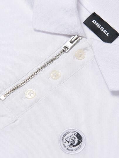 Diesel - THART, Bianco - T-shirts e Tops - Image 3