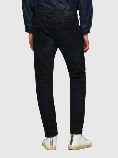 Diesel - D-Fining-Chino 084AY, Blu Scuro - Jeans - Image 2