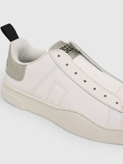 Diesel - S-CLEVER SO W, Bianco/Argento - Sneakers - Image 5