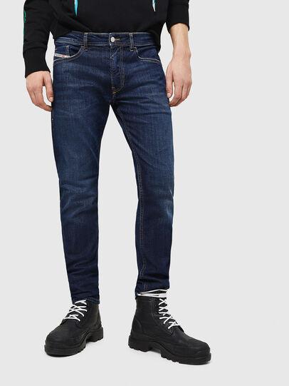 Diesel - Thommer 082AY, Blu Scuro - Jeans - Image 1