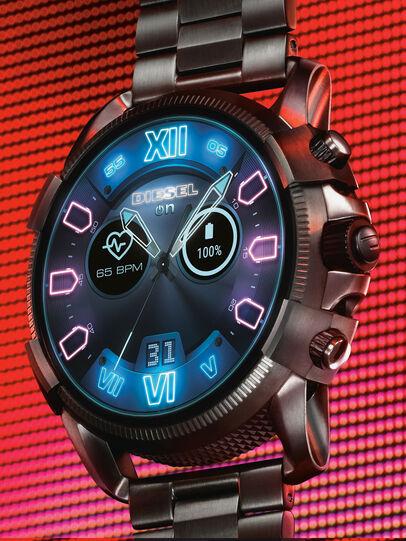 Diesel - DT2011, Grigio Metallizzato - Smartwatches - Image 2