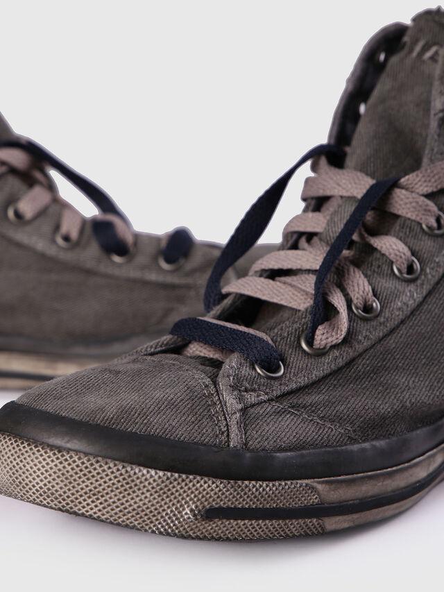 Diesel - EXPOSURE I, Grigio Metallizzato - Sneakers - Image 6