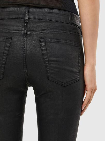 Diesel - D-Ollies JoggJeans® 069QJ, Nero/Grigio scuro - Jeans - Image 3