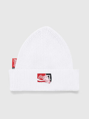 CC-BEANY-COLA, Bianco - Cappelli invernali