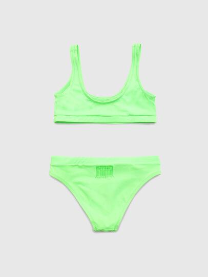 Diesel - MYNGR, Verde Fluo - Beachwear - Image 2
